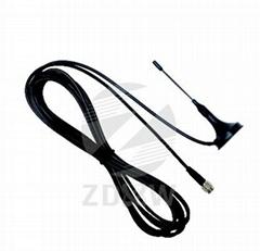GSM car alarm antenna