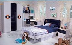 the most popular design kids bedroom furniture sets 3308