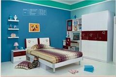 popular design kids bedroom furniture sets 3303