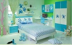 2013 new design kids bedroom furniture sets 508