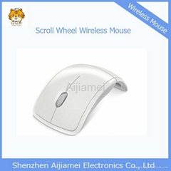 USB Optical Cordless Mouse 2.4G