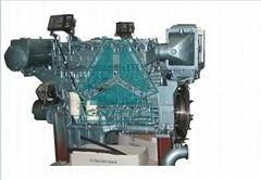 Marine engine(410hp)