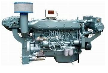 Marine engine 1