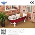 sw1001 cast iron bathtub