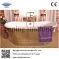 sw1002a cast iron bathtub