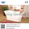sw1002b cast iron bathtub