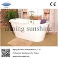 sw1002c cast iron bathtub