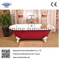 sw1003a cast iron bathtub