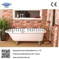 sw1004a cast iron bathtub