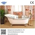 sw1007 cast iron bathtub