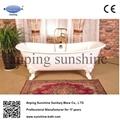 sw1010a cast iron bathtub  1