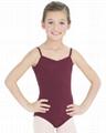 Child Single Camisole Ballet Leotard  2