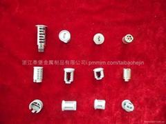 供应浙江泰堡锁芯不锈钢粉末冶金