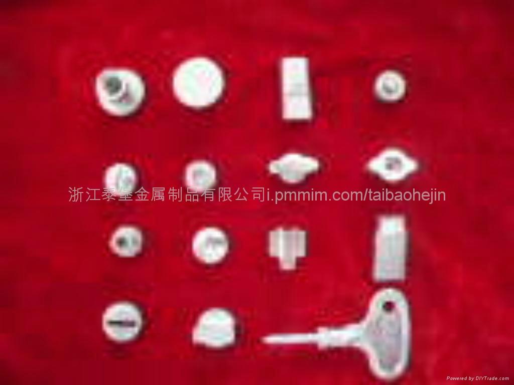 Supply Zhejiang Topcork latch stainless steel powder metallurgy 4