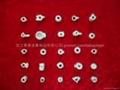 Supply Zhejiang Topcork latch stainless steel powder metallurgy 5