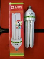 Electronic energy saving lamp  4U shape