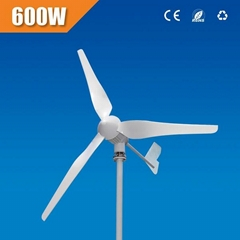 600 w wind turbine