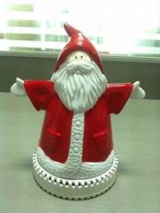 Santa Claus Card Reader  FM Radio Speaker