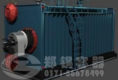 优质燃油燃气锅炉