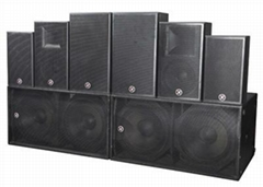 組合-FR系列音箱