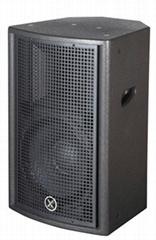 FT115兩分頻音箱