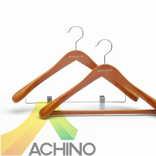 Wooden hanger from China 4