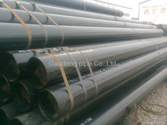 steel pipe  ASTM A106 A53 A334 A333 A192