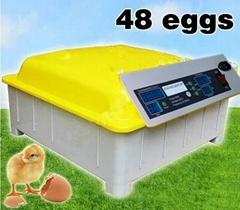 HOT SALE mini duck egg incubator for family