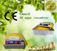 Full automatic control temperature automatically egg hatching machine for sale