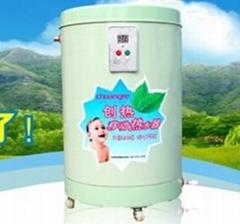 创热移动热水洗澡机