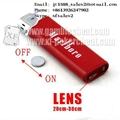 Marlboro lighter camera marked cards poker analyzer china poker scanner cards ch 3