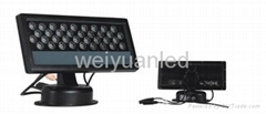 hIGHT LIGHT 36pcs 1W LED wall washer light