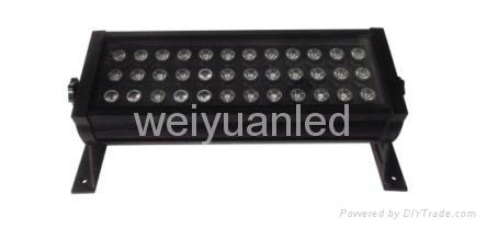 hIGHT LIGHT 36pcs 1W LED wall washer light 2