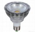 COB led par light dimmerable