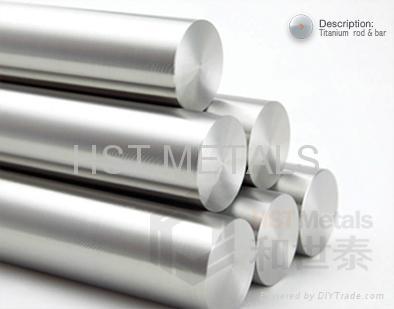 Titanium Alloy Bar 1