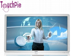 55 inch large screen multi touch monitor