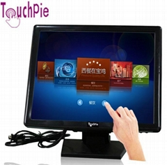 15 inch digital touch lcd monitor