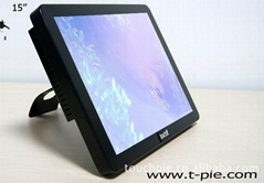 15 inch interactive touch screen pc