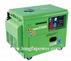 静音款3相柴油发电机组