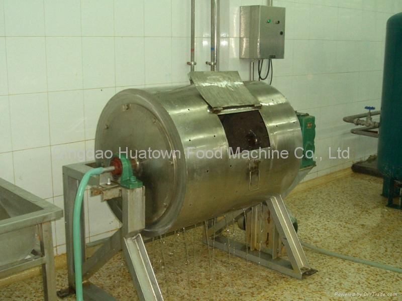 Pig slaughtering equipment tripe cleaning machine