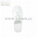 high quality cheap disposable hotel slipper 1