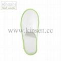 high quality cheap disposable hotel slipper 4