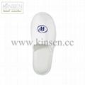 high quality cheap disposable hotel slipper 5