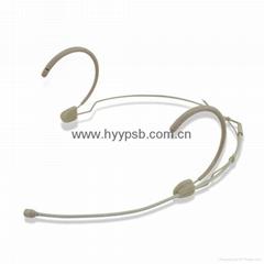 Headset microphone Skin microphone