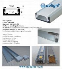 High quality Aluminum LED Profile