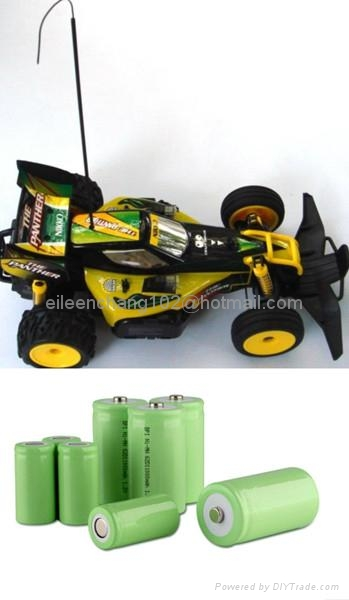 Rechargeable NiMH RC electric toys battery 1