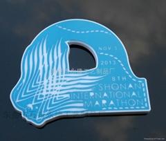 第8届世界杯马拉松纪念章