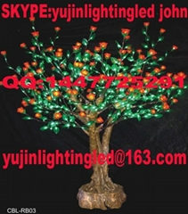 hot sell top quality led bonsai tree light popular in Boston