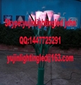 24V White LED grass reed light with CE