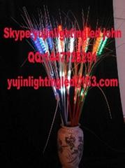 Natural LED wheat grass light